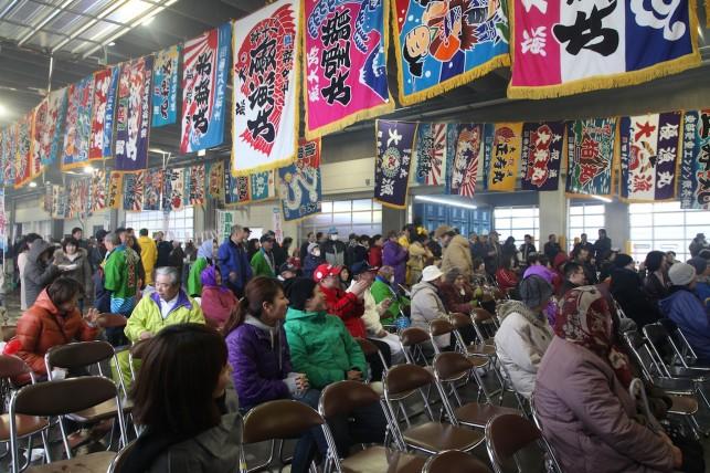 三沢ほっき祭り2012