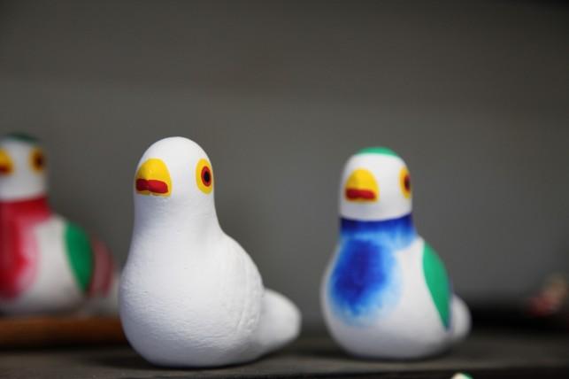 下川原焼 – 幸せを呼ぶ津軽の鳩笛