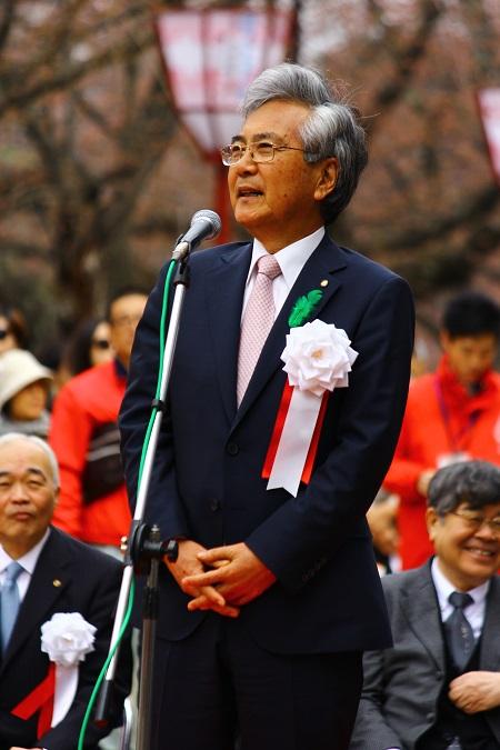 葛西 弘前市長 挨拶