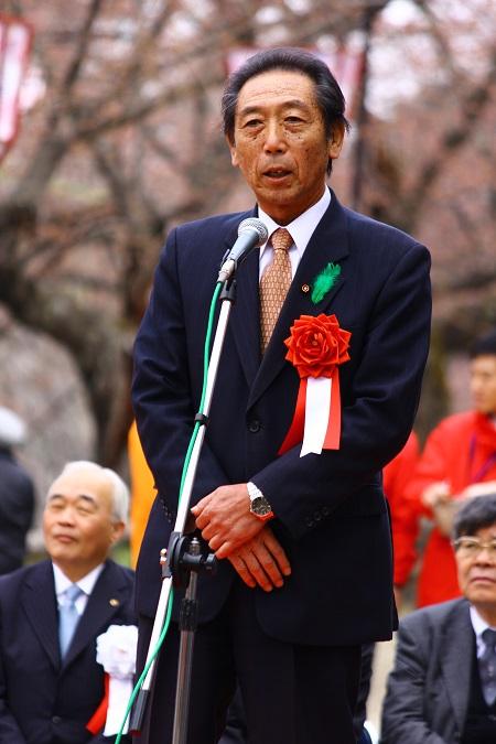 田中 弘前市議会議長 挨拶