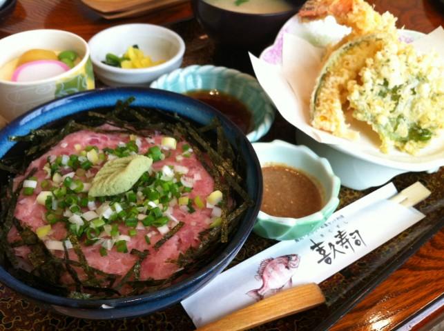 ねぎとろの概念が変わる店、喜久寿司にいってきました。