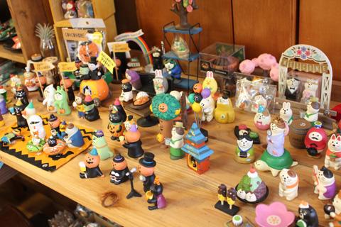 季節あふれる色鮮やかな四次元ポケット雑貨屋「TOMABECHI」