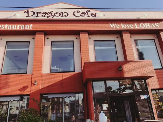 青森市のお洒落カフェで一息~ドラゴンカフェ(Dragon Cafe)~