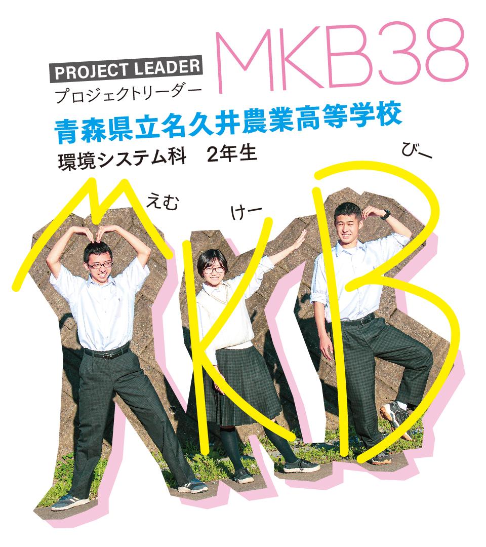 現役高校生MKB38