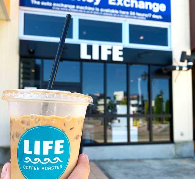 三沢の美味しい珈琲に浸れる場所「Life coffeeroaster」